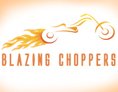 Chopper logo design